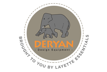 Logo Deryan | Travel Cots, feeding line and baby Accessories